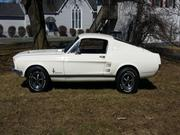 1967 Ford 289 Ford Mustang fastback 4 spd